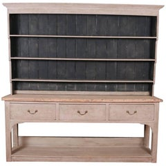 19th Century Manor House Dresser