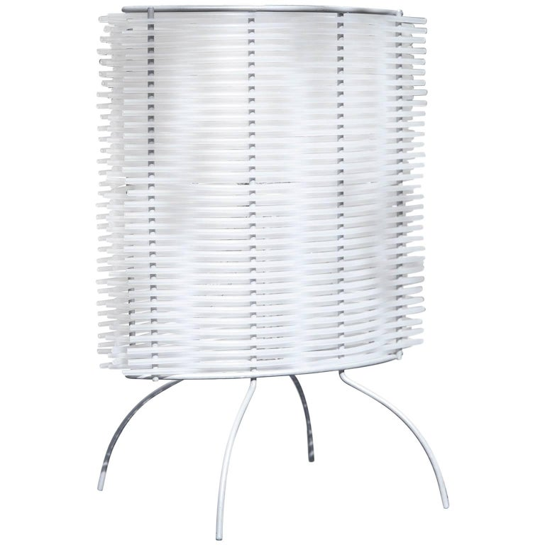 Candle Plastic Table Lamp Campana Brothers by Fontana Arte 2000