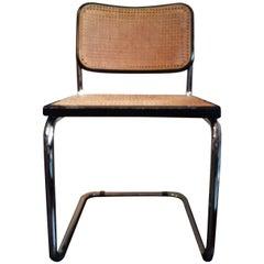 Marcel Breuer Tubular Chair for Cidue, 1970s