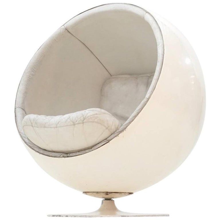 7c008d2f70f95 Original Ball Chair by Eero Aarnio Asko at 1stdibs