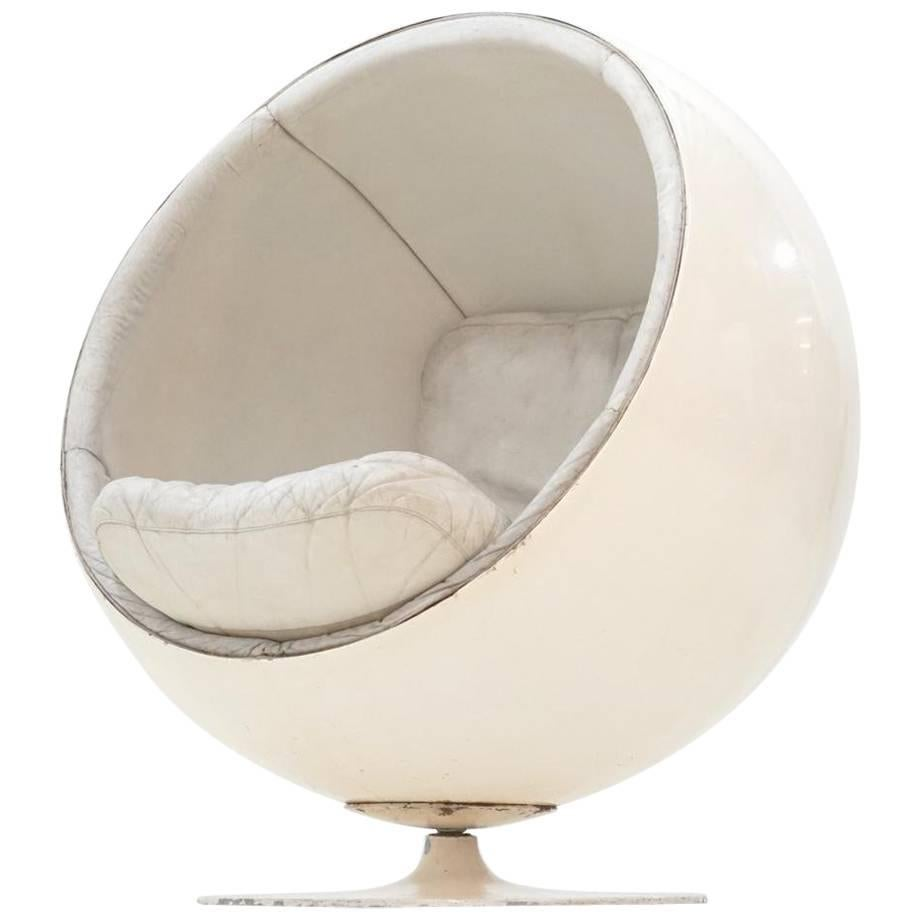 Original Ball Chair By Eero Aarnio Asko For Sale