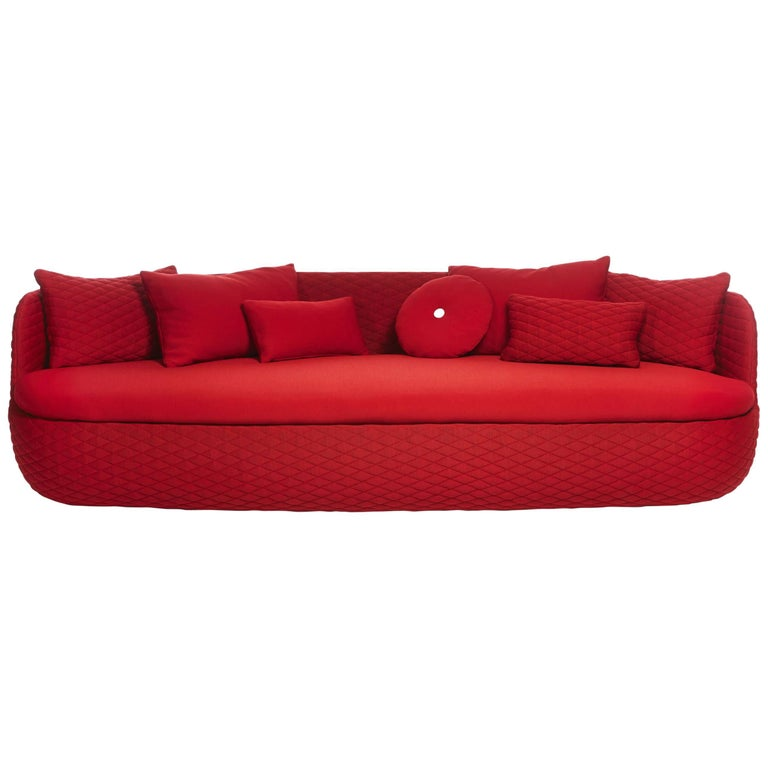 Moooi Bart Daybed in Fabric or Leather