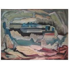 Buffalo Artist James Koenig, 1948