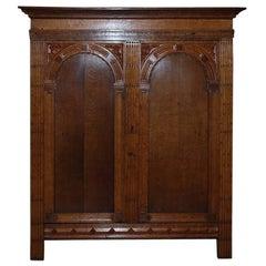 17th Century Dutch Renaissance Cabinet