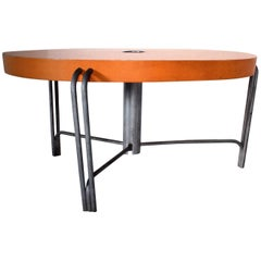 Heinz Frank: Round Table