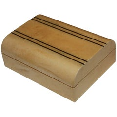 Aldo Tura Goatskin Box