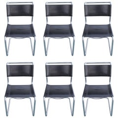 Six Stendig Chairs and Table