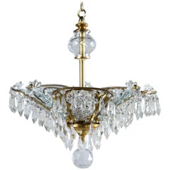 French Bagues Light Fixture
