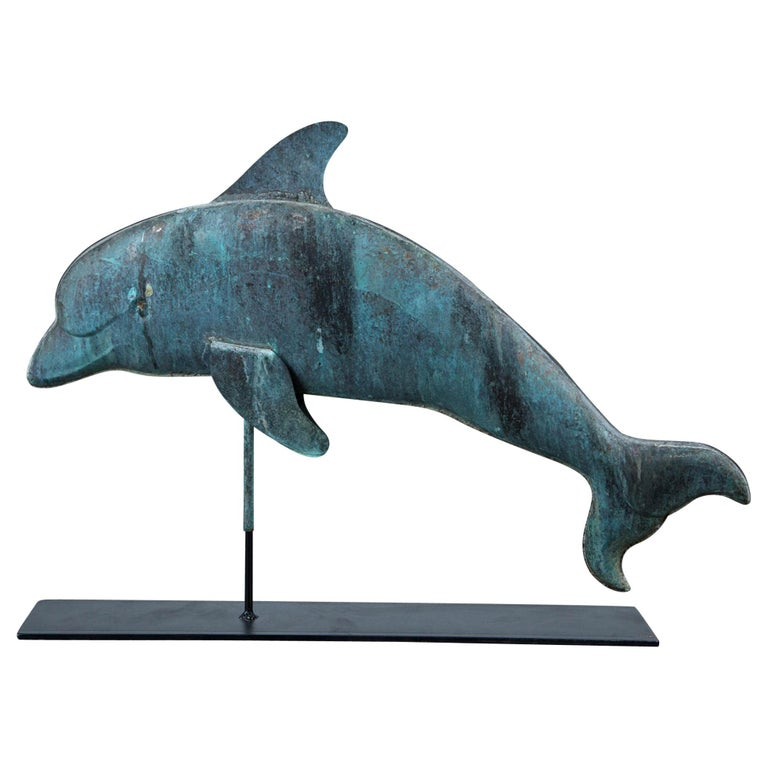 Dolphin Weathervane For Sale