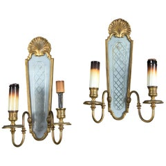 Caldwell Double Light Sconces