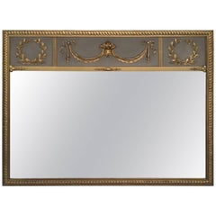 1940s French Empire Style Mirror