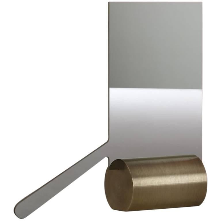 Ashkal Small Mirror 'Square Model' by Richard Yasmine
