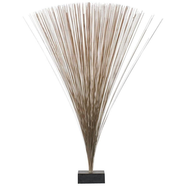 Harry Bertoia Style Spray Sculpture