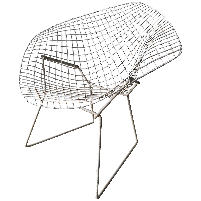 original harry bertoia chair