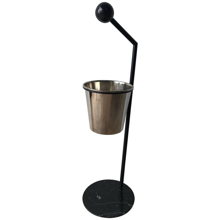 Postmodern Memphis Champagne or Wine Cooler Bucket by Fly Line