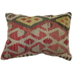 Bolster Kilim Pillow