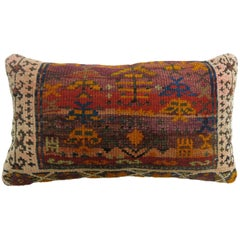 Tribal Vintage Anatolian Rug Pillow