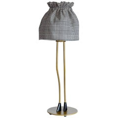 Mini Skirt Lamp by George Kovacs