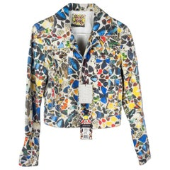 Damien Hirst x Levi's Limited Edition Butterflies Denim Jacket, 2008