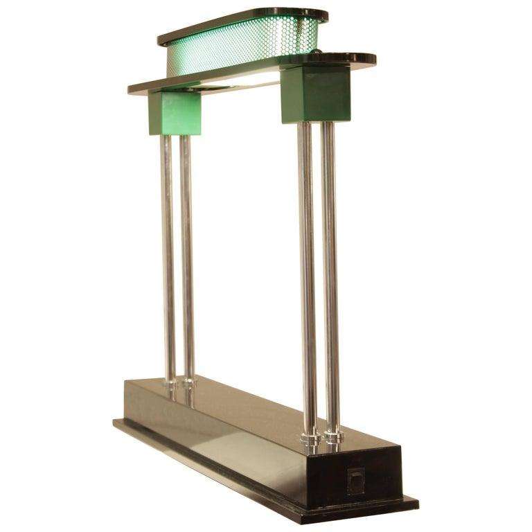 Ettore Sottsass Desk Lamp Pausania by Artemide