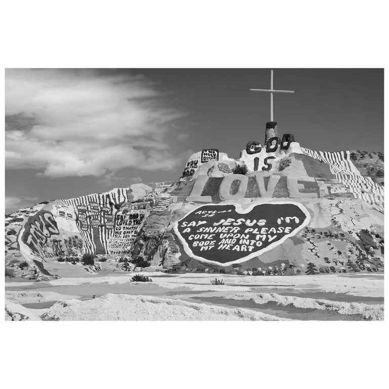 """Salvation Mountain"" by Gregg Felsen For Sale"