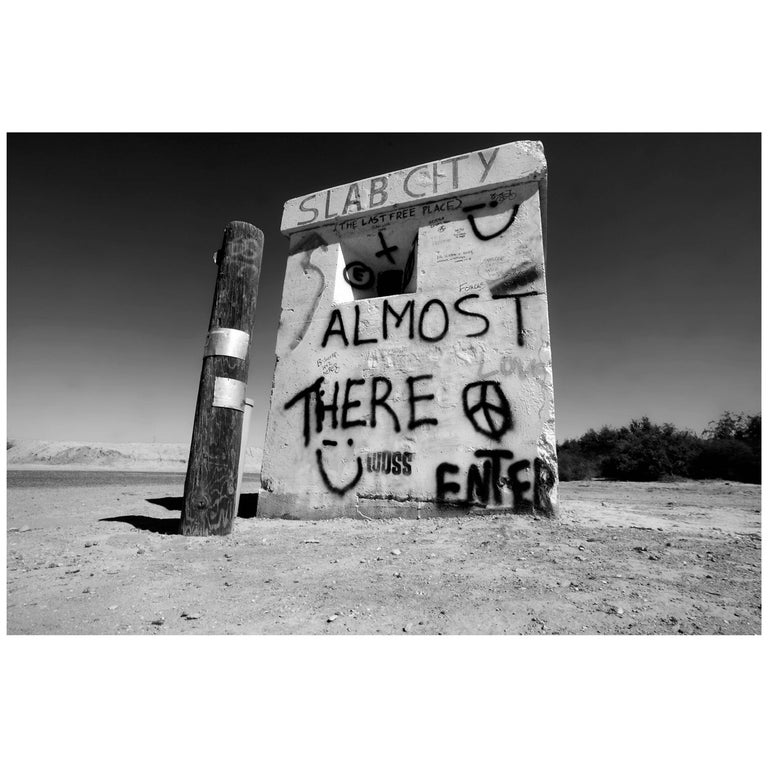 """Slab City"" Print by Gregg Felsen For Sale"