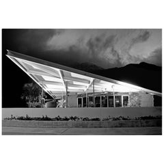 """Palm Springs Visitors Center"" Print by Gregg Felsen"