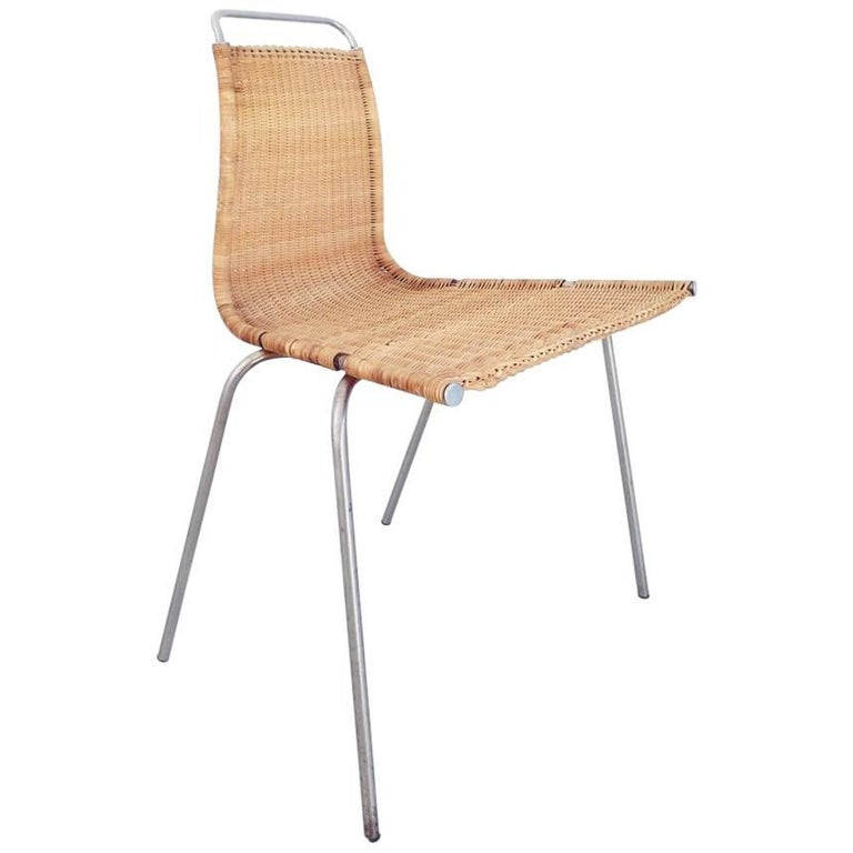 Poul Kjaerholm PK1 Side Chair, Denmark, 1955