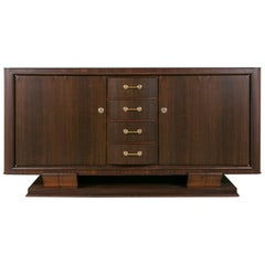 Art Deco Palisander Sideboard by Maxime Old