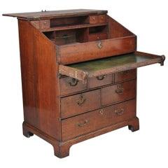 18th Century Oak Maitre 'D' Stand or Desk