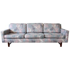 Mid-Century Modern Low Profile Sofa Attributed to Edward Wormley for Dunbar