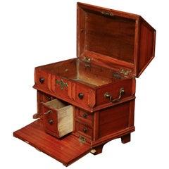 Rare 17th Century Box