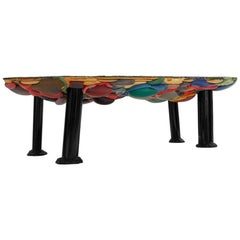 Gaetano Pesce, Swamp Table, 1993
