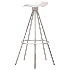 Tall Jamaica Bar Stool by Pepe Cortes