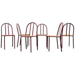 Thonet Style Stacking Chairs