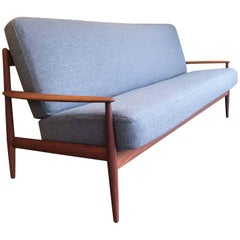 Teak Sofa by Grete Jalk for France & Sons