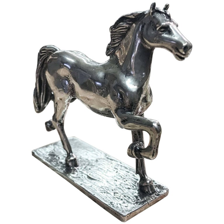 S. Kirk & Sons Solid Silver Horse Figurine