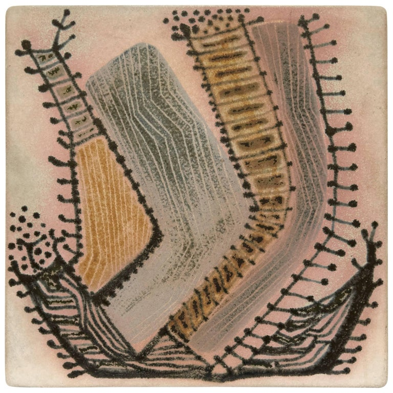 Antoni Cumella Ceramic Artwork, 1979