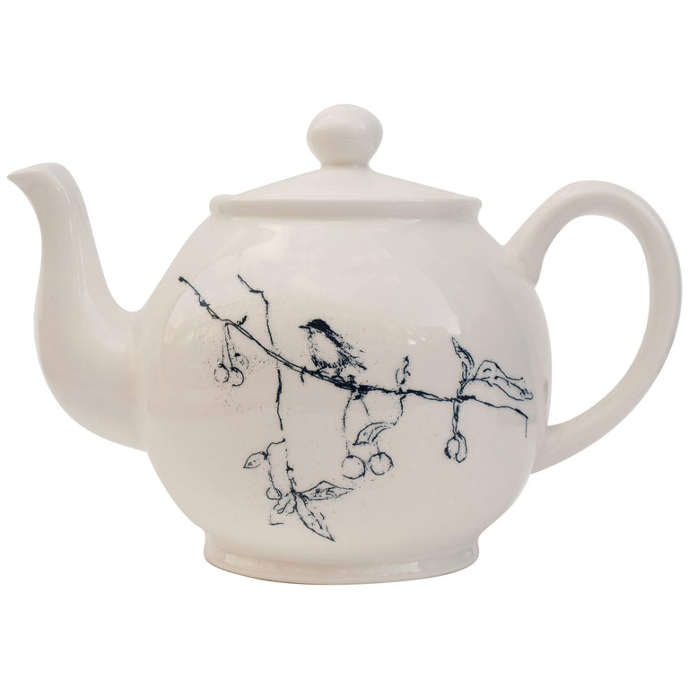 Tracey Emin, Foundlings and Fledglings, Our Angels of This Earth, Teapot, 2007 For Sale