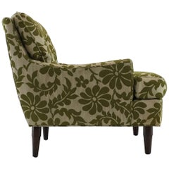 Low Profile Selig Armchair for Reupholstery