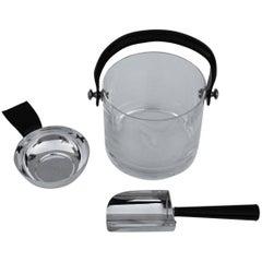 Modernist Plata Lappas Argentinian Ice Bucket