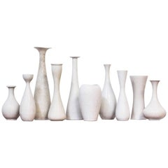 Collection of Vases by Carl Harry Stålhane & Gunnar Nylund