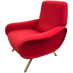"""Lady"" Armchair by Marco Zanuso for Arflex"