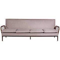 1950s Sofa, Rino Levi, Brazilian Midcentury