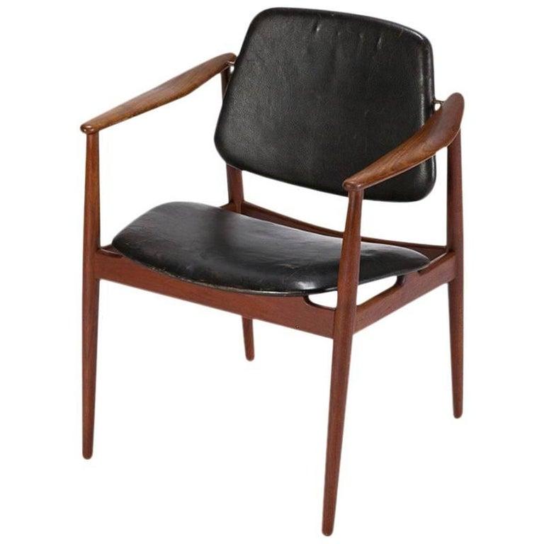 Arne Vodder Chair Bovirke 50's