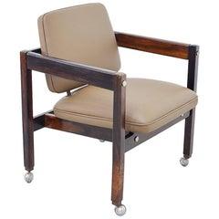 """Kiko"" Armchair by Sergio Rodrigues, Mid-Century Modern"