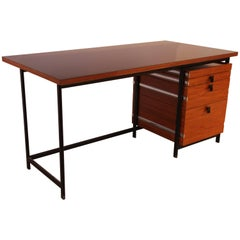 Jules Wabbes Desk Mobilier Universel, 1960