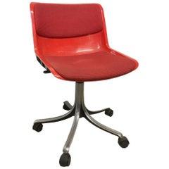 Tecno Modus Chairs Designed by Osvaldo Borsani