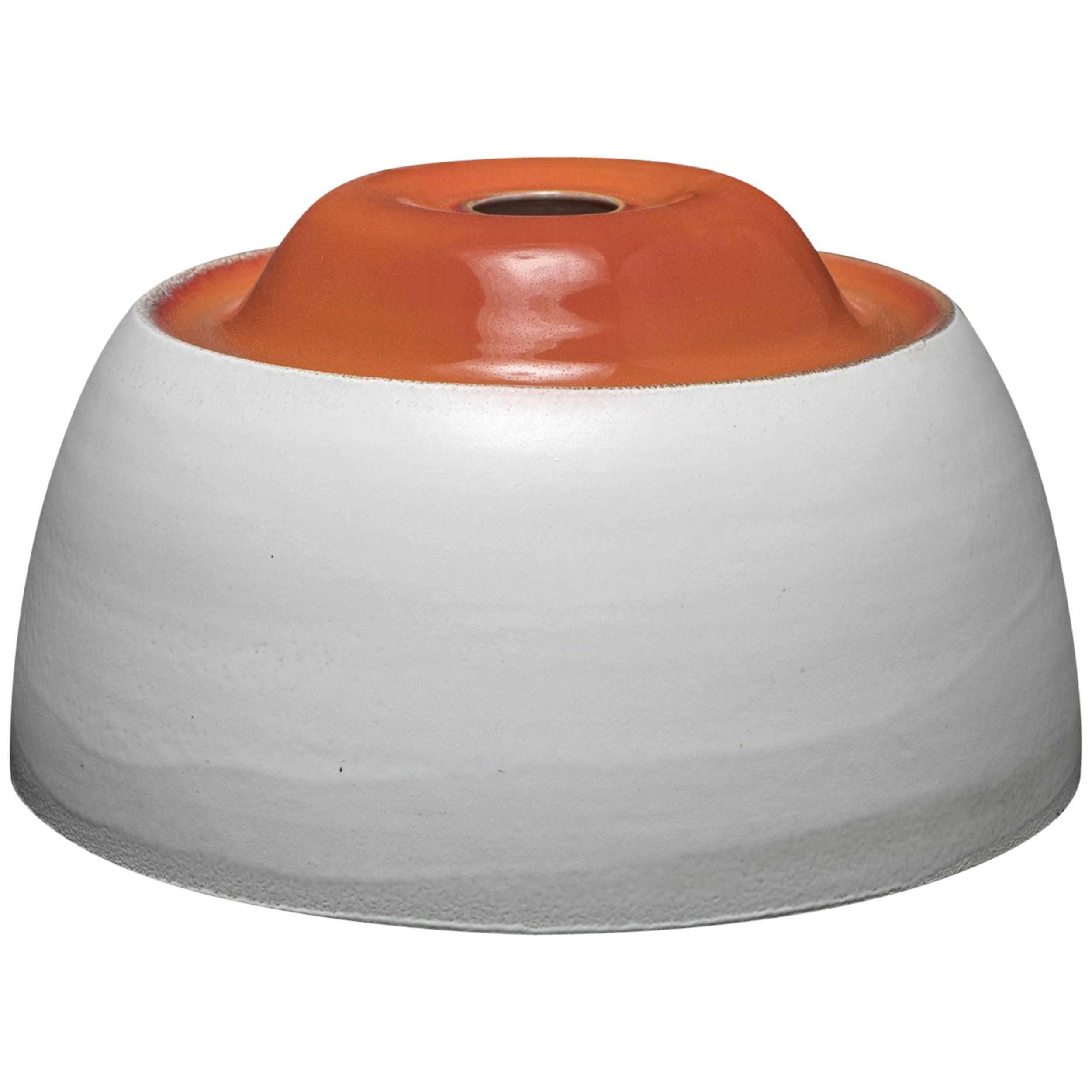 Italian 1960s Ceramic Sculpture