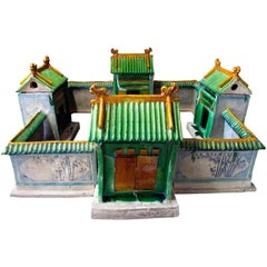 Ming Dynasty Chinese Countryside Villa - TL Tested